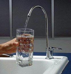 Установка фильтра очистки воды город Белово