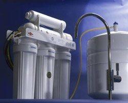 Установка фильтра очистки воды в Белово