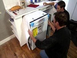 Установка посудомоечной машины в Белово