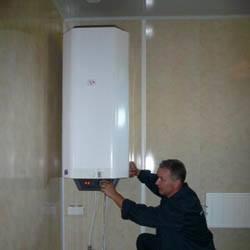 Установка водонагревателя в Белово. Монтаж и замена бойлера г.Белово.