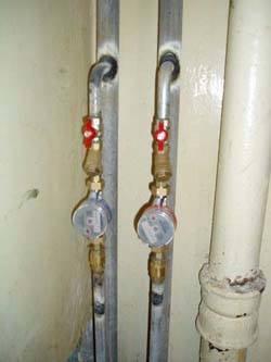 Замена стояков горячей и холодной воды в Белово, монтаж стояков водоснабжения